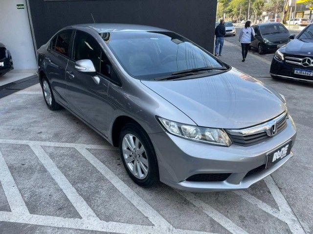 Honda Civic Lxs 1.8 Flex Aut 2015 - Foto 8
