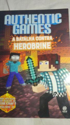 Kit de 6 livros do AuthenticGames - Foto 3
