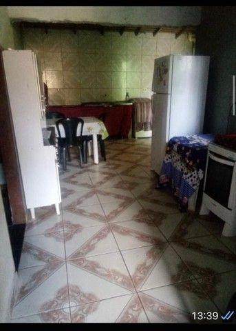 Vendo casa próximo a praça do Estrela, bairro caiçara, castanhal PA. - Foto 3