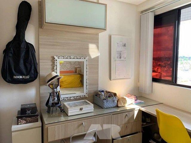 Apartamento para venda com 97 metros quadrados com 3 quartos em Ponta Verde - Maceió - AL - Foto 6