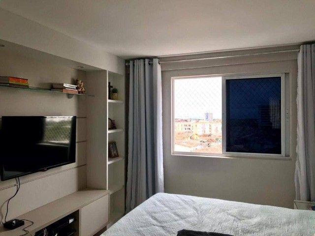 AB139 - Apartamento com 03 quartos/ piso porcelanato/ 02 vagas cobertas - Foto 3