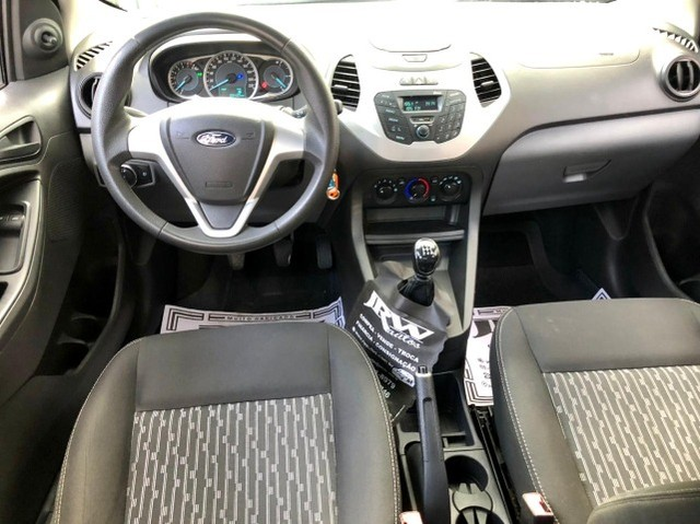 Ford Ka Se Plus 1.0 Manual Flex 2017 Impecável !!!! Completíssimo !!!  - Foto 14