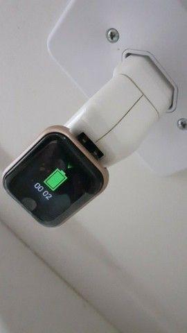 Smartwatch Relógio Inteligente Original Y68/D20 - Foto 2