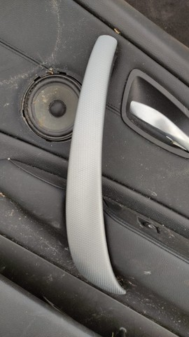 Kit aplique puxador BMW 130i 3.0 2011 aço escovado  - Foto 3