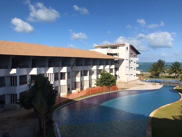 EDW- Apartamento com excelente trecho de praia em Tamandaré