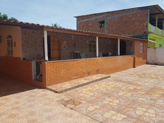 Casa ampla - terreno 950 m2 - salão nos fundos - piscina - Foto 2