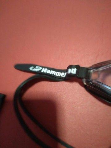 Toca e óculos de mergulho - Foto 3