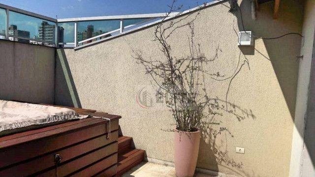 Sobrado com 4 dormitórios para alugar, 301 m² por R$ 6.500,00/mês - Vila Alpina - Santo An - Foto 20