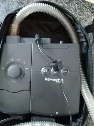 CPAP REMStar Pro com C-Flex com umidificador é um aparelho Philips Respironics MSeries, - Foto 6