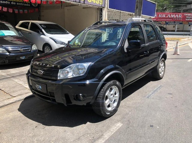 Ford EcoSport Ecosport XLT 2.0 16V (Flex) 2011 - Foto 2