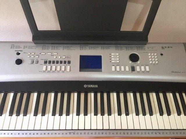 Yamaha Piano Digital DGX-520 - Completo - Foto 3
