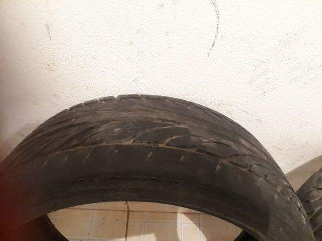 pneu  meia vida  - Foto 4