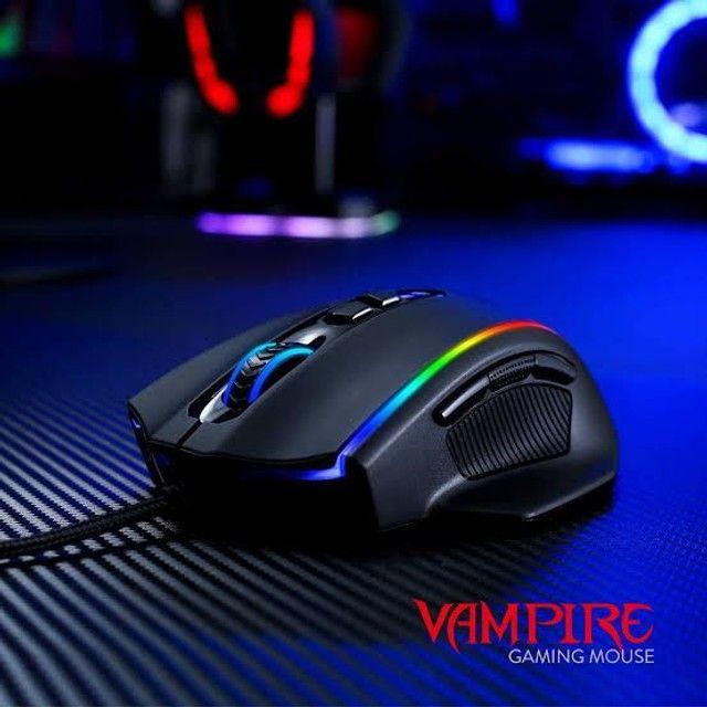 Kit mouse e teclado Redragon Gamer - Foto 2