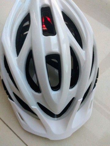Capacete  ciclismo novo - Foto 3