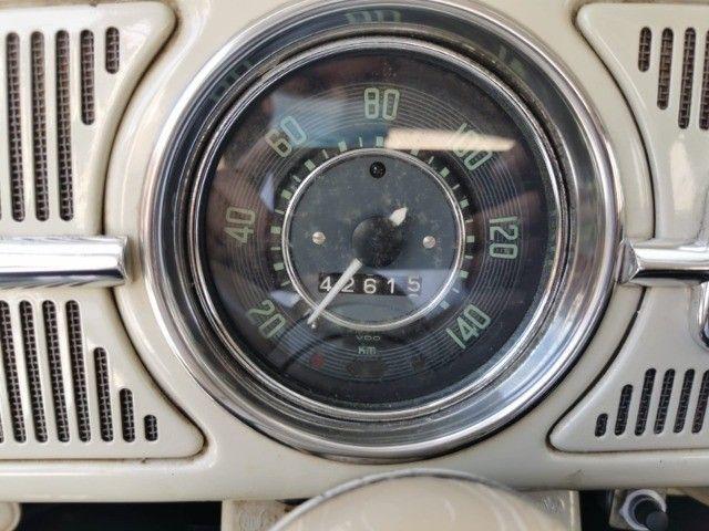 Volkswagen Fusca 42.616 KM - Foto 16