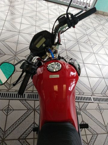 Honda CG 150 2015 - PARCELADA - Foto 4