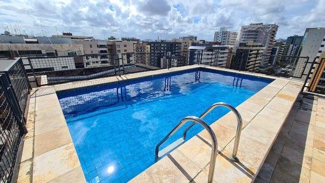 Cobertura para venda possui 254 metros quadrados com 4 quartos em Ponta Verde - Maceió - A - Foto 7