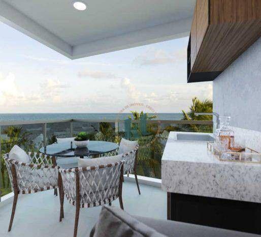 Apartamento com 2 dormitórios à venda, 63 m² por R$ 485.754,06 - Ponta do Seixas - João Pe - Foto 14