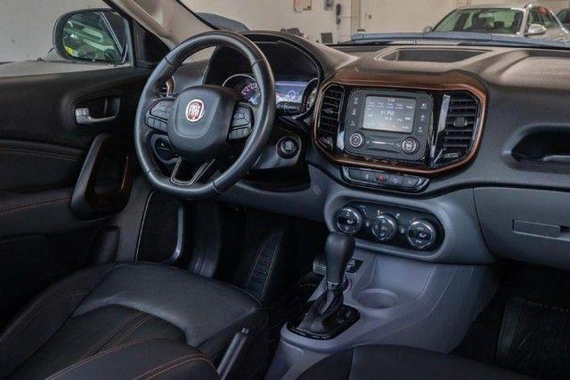 Fiat toro volcano 4x4 automática diesel 2019 IPVA 2021 Pago - Foto 7