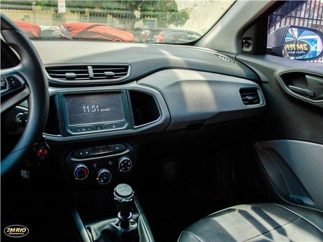 Chevrolet Onix 2016 1.0 mpfi lt 8v flex 4p manual - Foto 15