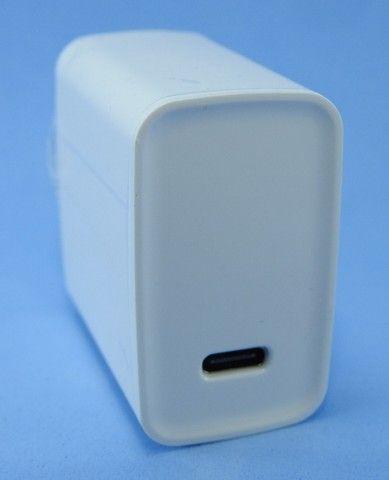 Carregador 20W USB-C (Carregamento rápido) - Foto 4