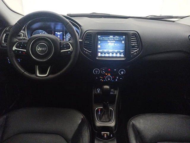 Jeep Compass Longitude 2021 Flex - Foto 10