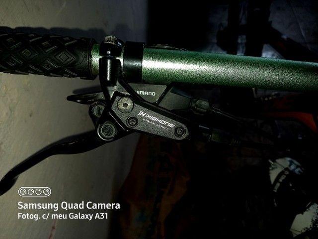 Bike kode aro 29 documentada unico dono  - Foto 5