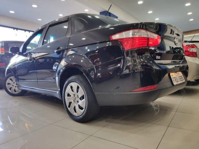 Fiat grand siena 2014 1.4 mpi attractive 8v flex 4p manual - Foto 11
