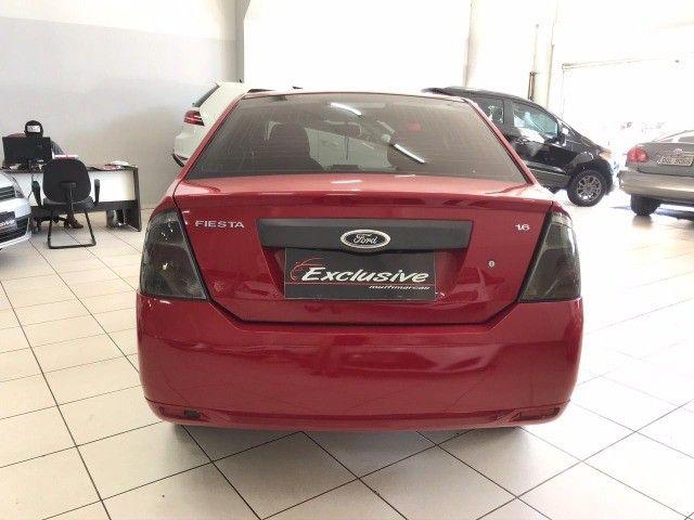 Fiesta Sedan  SE 1-6 Flex Completo - Foto 3