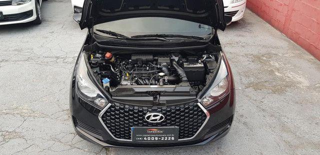 Hyundai HB20 Comfort 1.0 Flex Completo 2019 Baixa KM - Foto 10