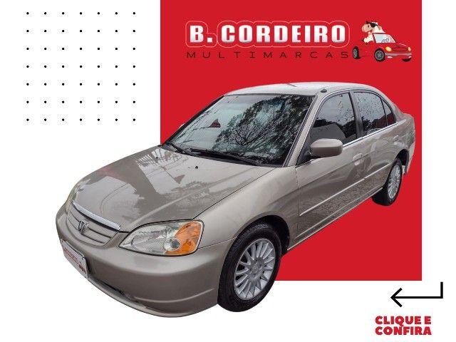 Honda Civic EX 1.7 2002
