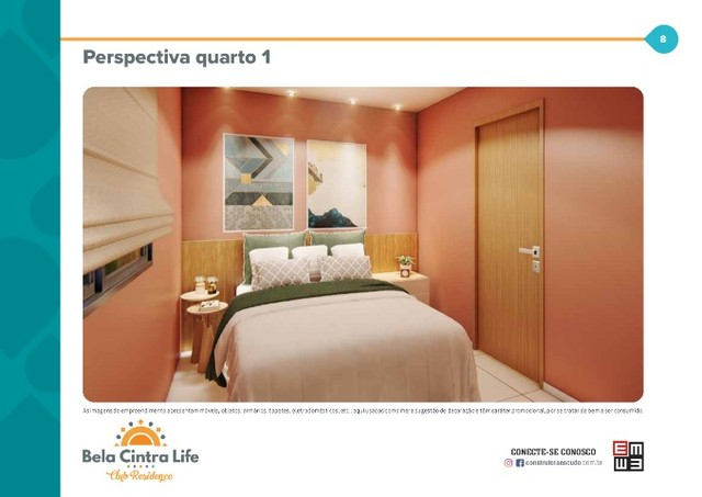 bela life, escudo - Foto 3