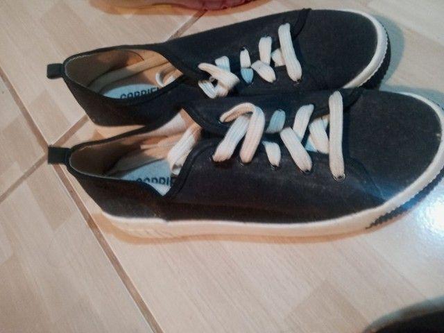 Vendo lote de calçados femininos!! Em ótimo estado - Foto 3