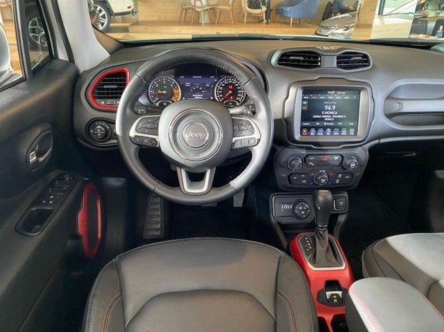 Jeep Renegade Trailhawk 2.0 Turbo Diesel 4x4 Automático 2020 - Foto 13