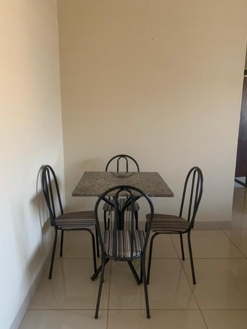 Alugo casa Mobiliada no Bairro Rita Vieira - localização privilegiada - Foto 8