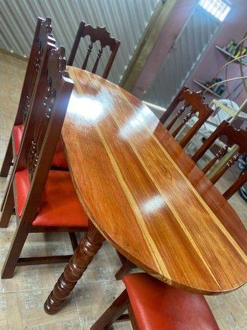 Mesa de macacaúba  - Foto 2