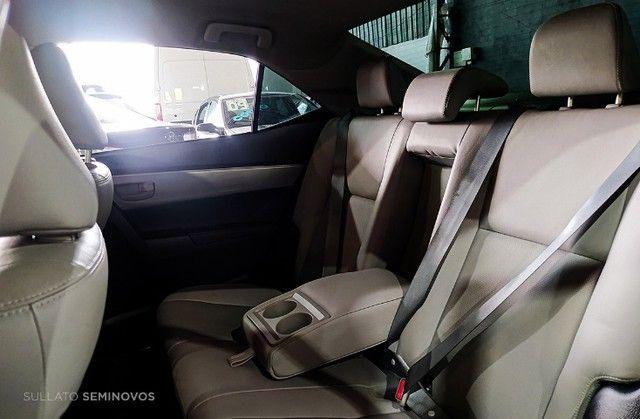 Corolla XEI 2.0 2017 apenas 20.000 KM - Foto 5