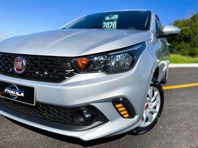 Fiat Argo Drive 1.0 Flex - 2020 - Foto 4