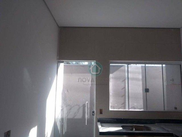 Casa com 3 dormitórios à venda, 86 m² por R$ 400.000,00 - Jardim América - Campo Grande/MS - Foto 7