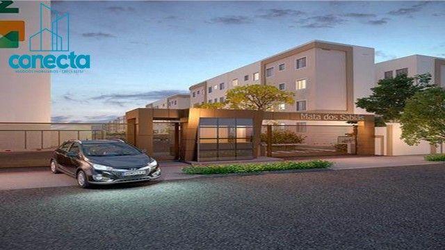 Residencial Mata dos Sabiás - 164.490,00  - Apartamentos de 2 quartos no Petrópolis - Foto 2