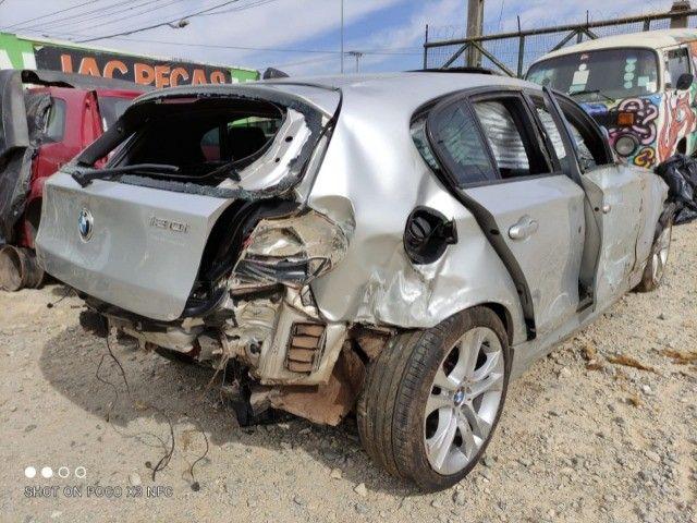 Sucata BMW 130i 24V 2011 Sport (automática) - Foto 3