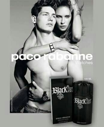 Perfume Black XS Paco Rabanne 100ml original