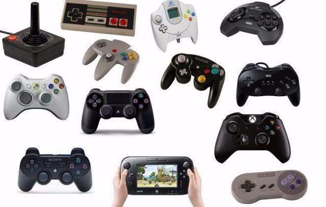 Consertamos controle de video games