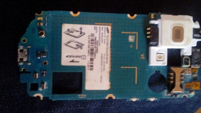 Placa e pecas do s3 mini