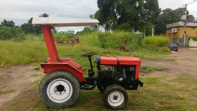 Trator Agrale 4100 industrial