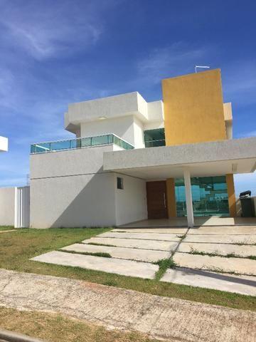 Casa com 345 metros quadrados e 4 quartos Alphaville Salvador 2