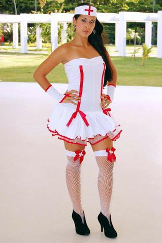 1f75731b6 Fantasia Enfermeira - Roupas e calçados - Candeias