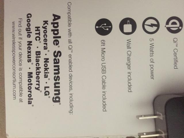 Carregador de celular sem fio por indução - Foto 2