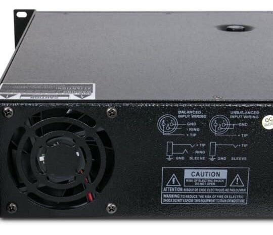 Amplificador Arc 3 1700 wats
