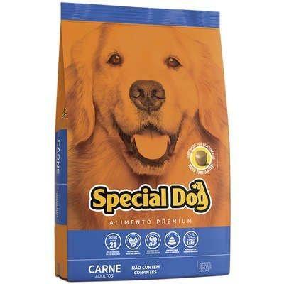 Ração special dog